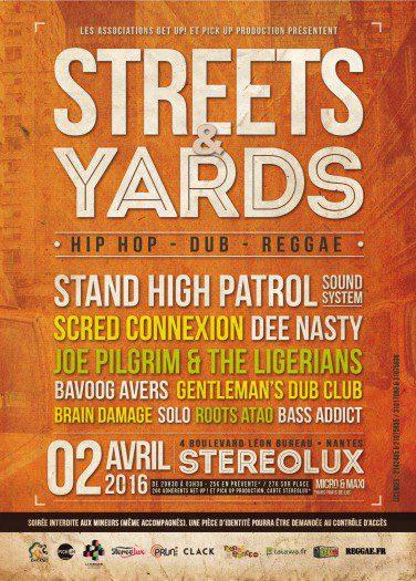 Streets & Yards 2016