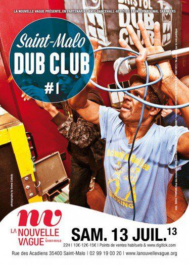 Saint Malo Dub Club #1