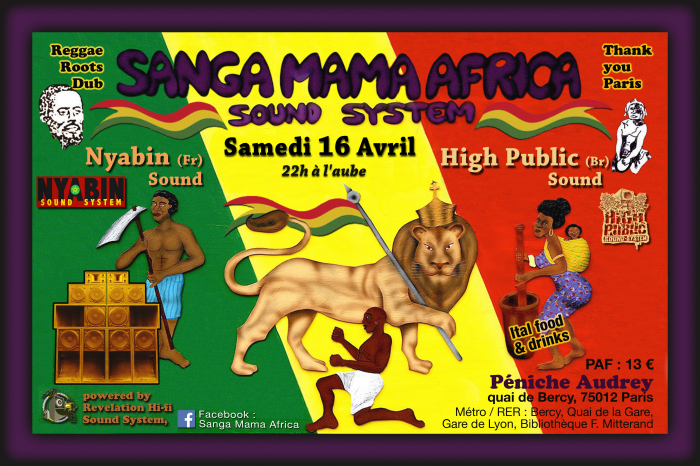 Sanga Mama Africa