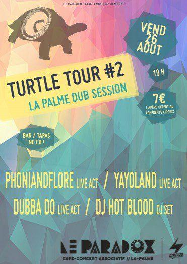 Turtle Tour #2
