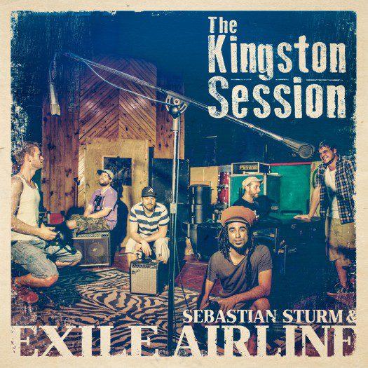 Sebastian Sturm & Exile Airline - The Kingston Session