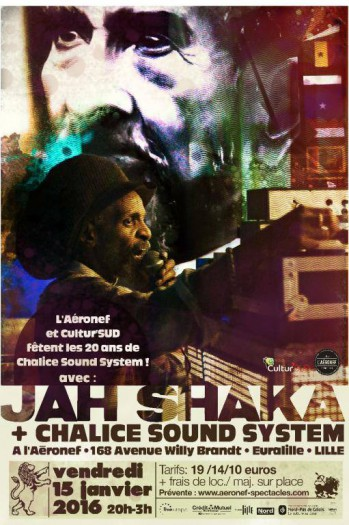 Chalice Sound System + Jah Shaka