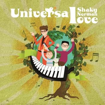 Shaky Norman - Universal Love