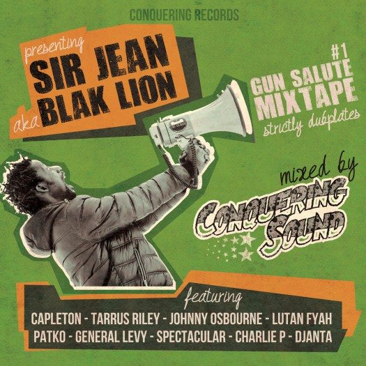 Sir Jean - Gun Salute Mixtape #1