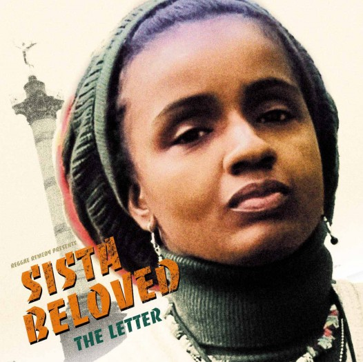 "Sista Beloved - 12"" The Letter LP"