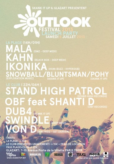 Skank It Up : Outlook Launch Party pt.2