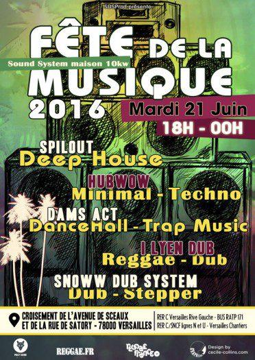 Snoww Dub System In Versailles