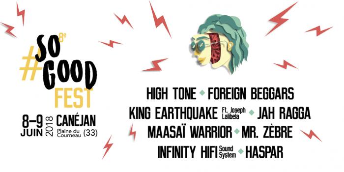 So Good Festival 2018