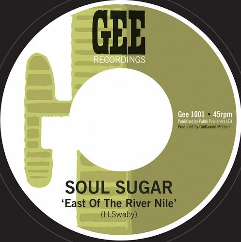 Soul Sugar - 7inch Gee Recordings