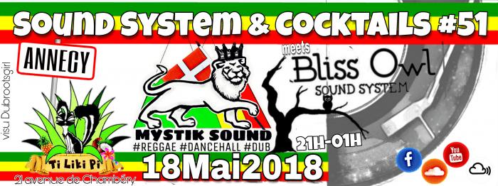 Sound System & Cocktails #51