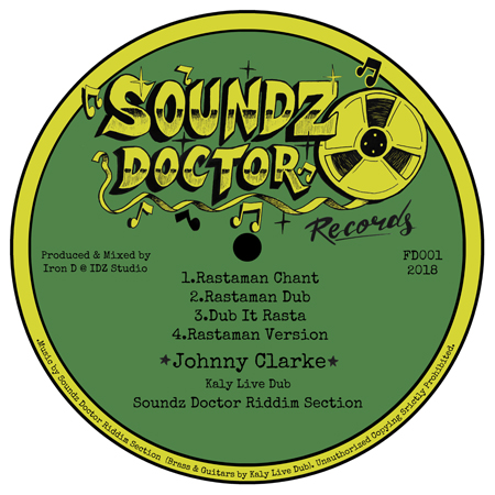Iron Dubz - Soundz Doctor SD01