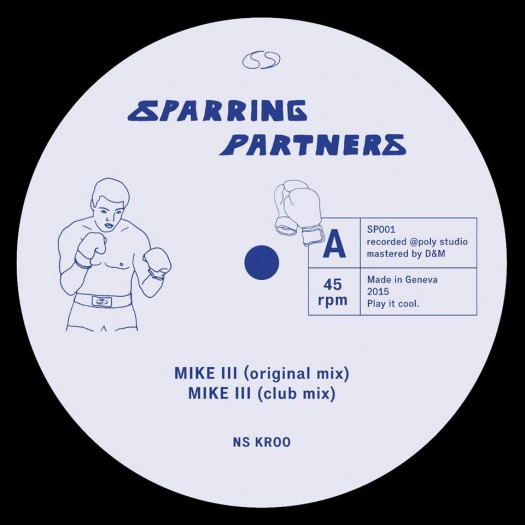 "NS Kroo & Bony Fly - 12"" Sparring Partners"
