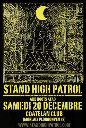 Stand High @ Coatelan Club