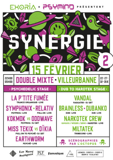 Synergie #2.
