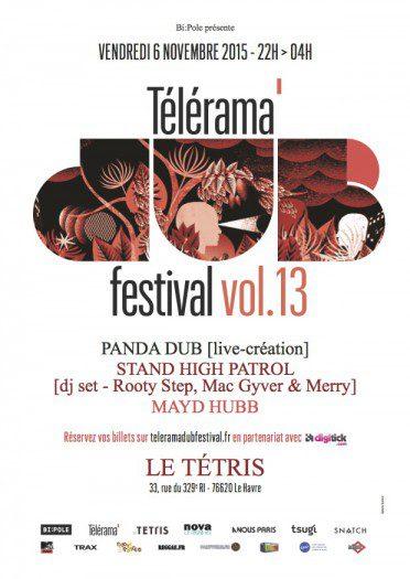 Telerama Dub Festival vol.13 @ Le Havre