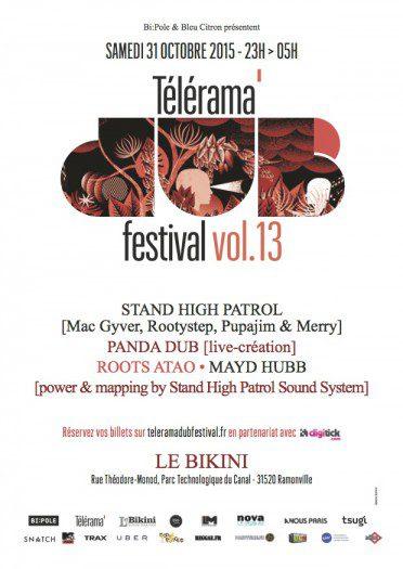 Telerama Dub Festival vol.13 @ Toulouse