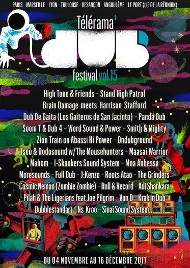 Télérama Dub Festival #15 @ Angoulême