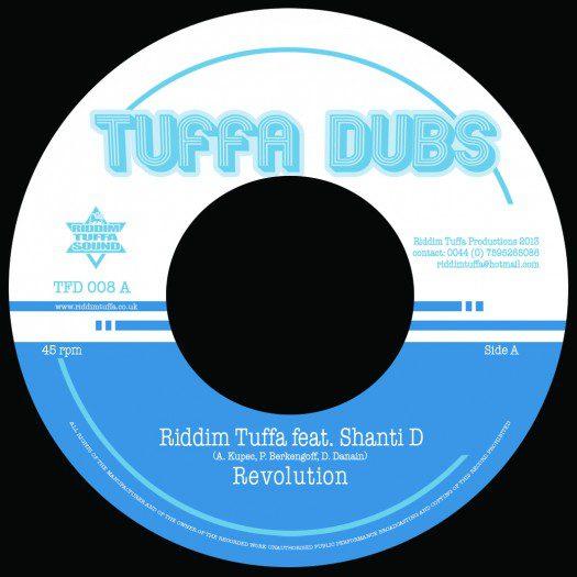 Riddim Tuffa feat. Shanti D - Revolution