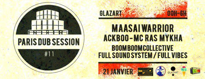 Paris Dub Session #11