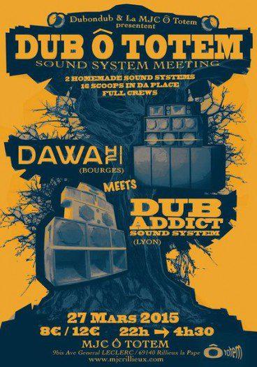 Dub ô Totem Sound System Meeting