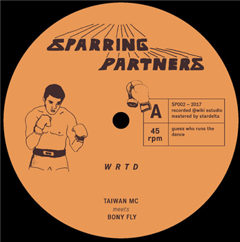 Taiwan MC meets Bony Fly - 12inch Sparring Partners