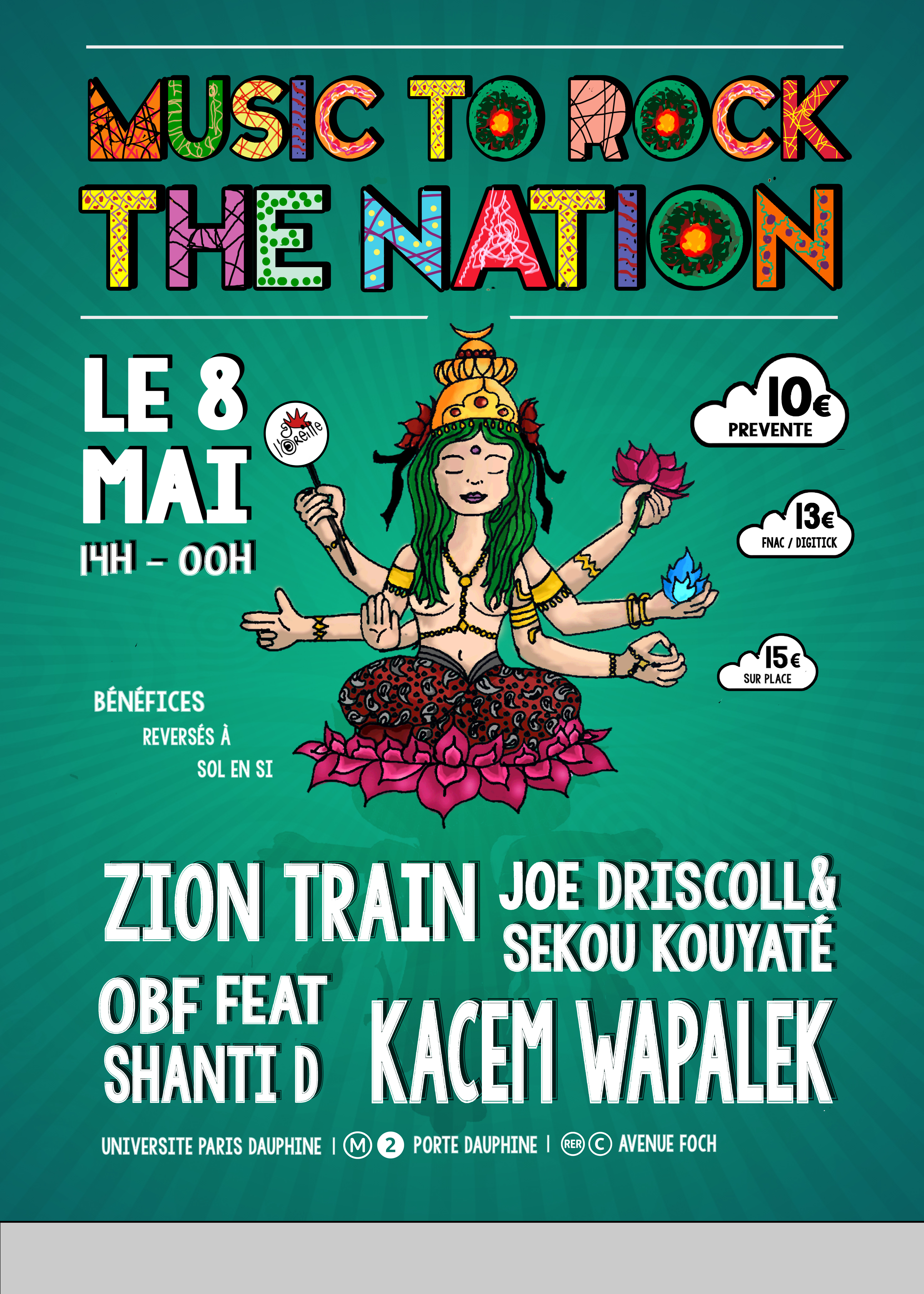 Music to Rock the Nation #17