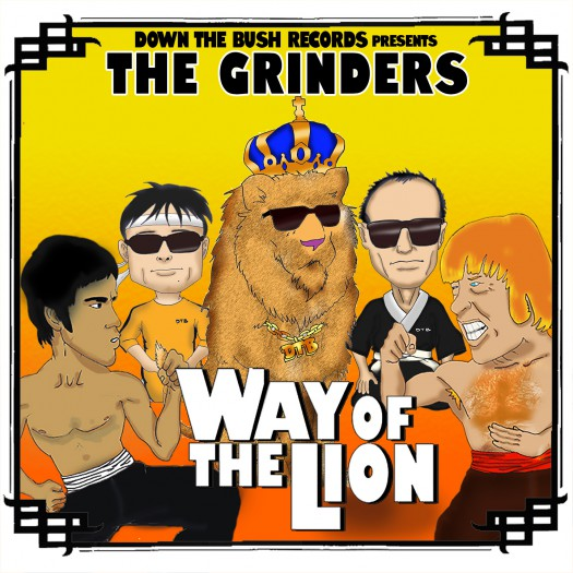 The Grinders - Way of The Lion