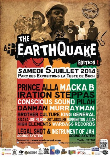 The Earthquake Edition One
