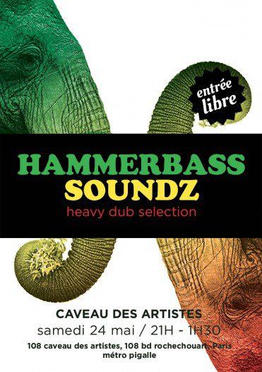 HAMMERBASS SOUNDZ (Heavy dub selection)
