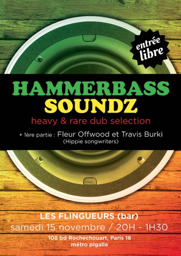 HAMMERBASS SOUNDZ (heavy and rare dub selection)