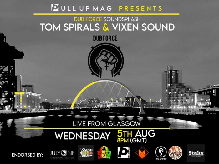 Tom Spirals & Vixen Sound