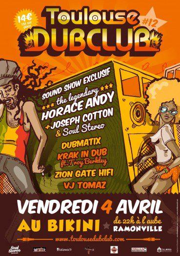 Toulouse Dub Club #12