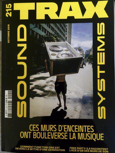 Trax Sound System