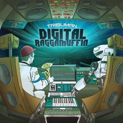 Tribuman - Digital Raggamuffin