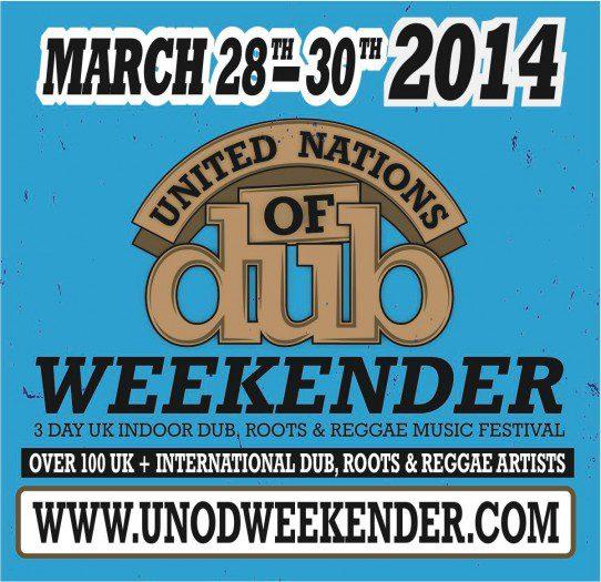 UNOD Weekender 2014