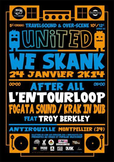 United We Skank #1