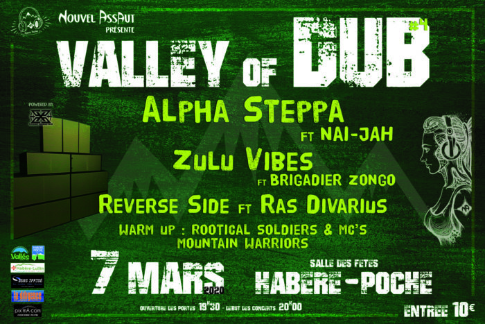 Valley of Dub #4
