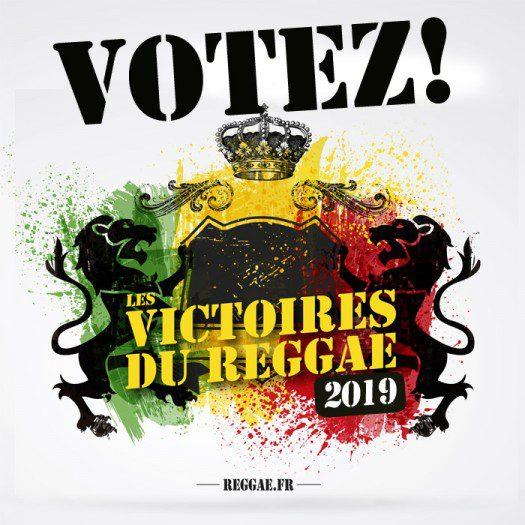 Victoire du Reggae 2018