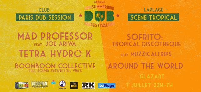 Soirée XXL – Summer Dub Festival