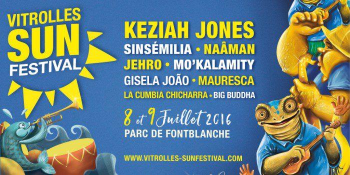 Vitrolles Sun Festival 2016