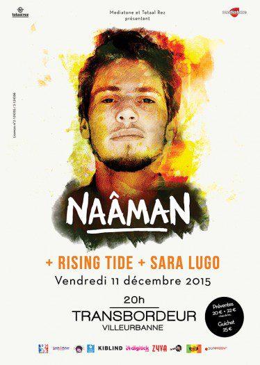 Naâman / Rising Tide / Sara Lugo