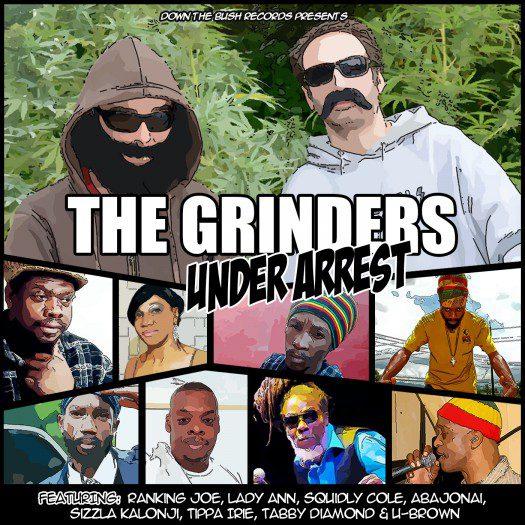 The Grinders - Under Arrest