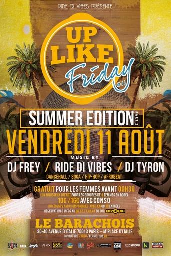 Up Like Friday #11