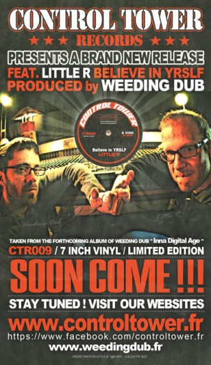 Weeding Dub ft. Little R - Believe in YRSLF