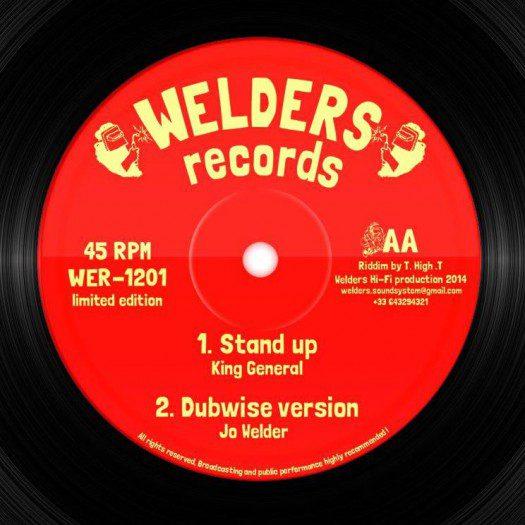 """12"""" Welders Records"""