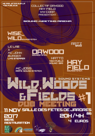 Wild, Woods and Fields #1