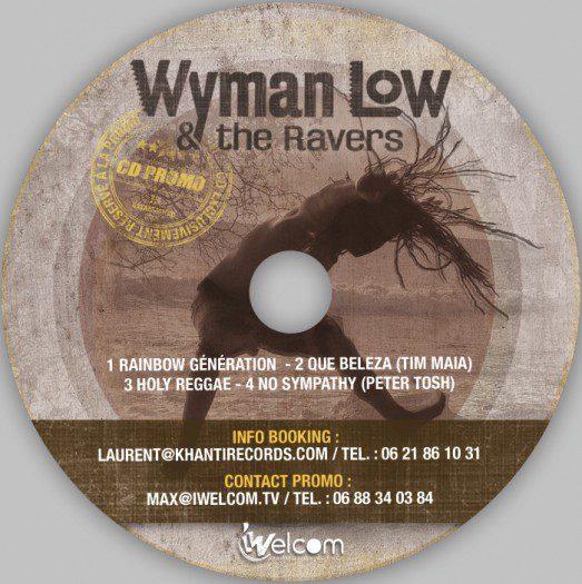 Wyman Low & the Ravers - Trippin'