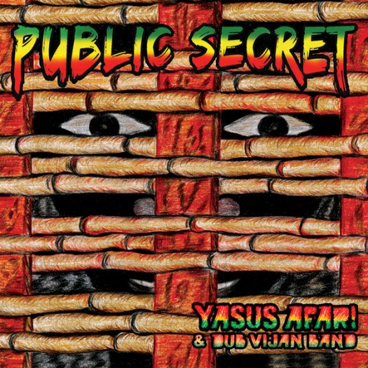 Yasus Afari - Public Secret