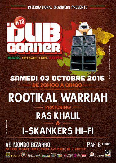 Dub Corner #20