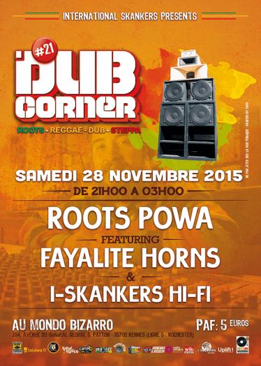 Dub Corner #21